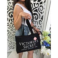 Сумка женская тканевая стильная VICTORIA'S SECTET,интернет магазин женских сумок
