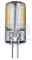 Lemanso Светодиодная лампа Lemanso G4 3W 64LED 230V 220LM 4500K 3014SMD силикон / LM351