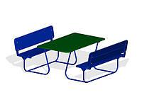 Комплект детской мебели для детской площадки
