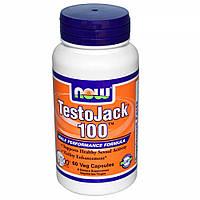 NOWПовышение тестостеронаTesto Jack 100 (60 veg caps)