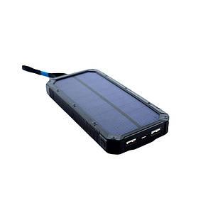 Бесплатная доставка Power Bank портативная зарядка  с солнечной батареей UKC 32800 mAh