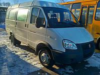 Грузопассажирский фургон ГАЗ 2705