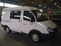 Грузопассажирский фургон ГАЗ 2752
