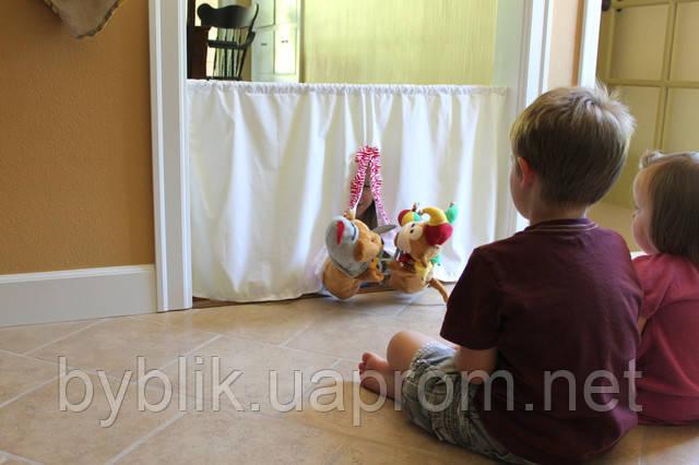 Кукольный театр – семейное времяпровождение