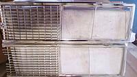Решетка радиатора Ваз 2103, 2106 хром (пластик)
