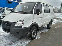 Грузопассажирский фургон ГАЗ 27527