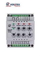 Универсальный блок защиты электродвигателей УБЗ-301 10-100А.