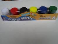 Пальчиковые краски для детей, фото 1