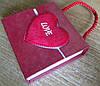 Красивые коробочки с сердечком для браслетов от студии www.LadyStyle.Biz