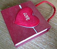 Красивые коробочки с сердечком для браслетов от студии www.LadyStyle.Biz, фото 1
