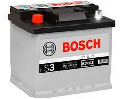 Автомобільний Акумулятор Bosch 45 Бош 45 Ампер BO 0092S30030