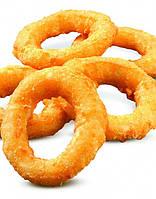 Луковые кольца в панировке