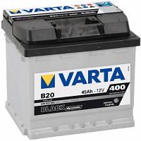 Автомобільний Акумулятор Varta 45 А Варта 45 Ампер 545 413 040