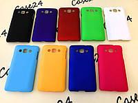 Пластиковый чехол Alisa для LG L60 Dual X135 (9 цветов)