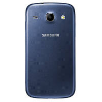Задняя крышка для Samsung i8262 Galaxy Core (Blue) Original