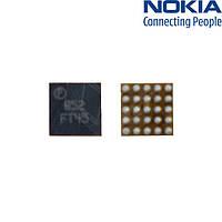Микросхема-стабилизатор карты памяти IP4852CX25LF/4346635 25pin для Nokia 5610/6267, оригинал