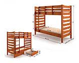 """Ліжко""""Троя"""", фото 2"""