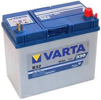 Автомобильный Аккумулятор Varta 45 А (Asia) Варта 45 Ампер (Азия) 545 156 033