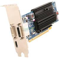 Видеокарта Radeon HD6450, Sapphire, 1Gb DDR3, 64-bit, 2xDVI/HDMI, 625/1600MHz, Low Profile, Silent