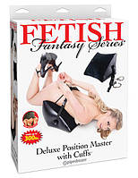 Мебель для секса - секс подушка Deluxe Position Master with Cuffs
