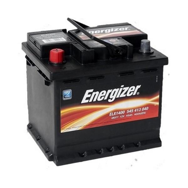 Автомобильный Аккумулятор Energizer 45 А Энеррждайзер 45  Ампер 545 412 040