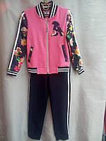Спортивный подростковый костюм для девочек