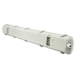 Универсальный светильник 2х36 1200мм, фото 2