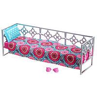 Мебель для Барби набор отдых на кровате / Barbie Daybed