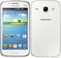 Корпус для Samsung i8260 i8262 Galaxy Core Dual Sim (White) Original