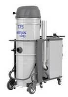 Трехфазный промышленный пылесос Nilfisk T75 для непрерывной работы