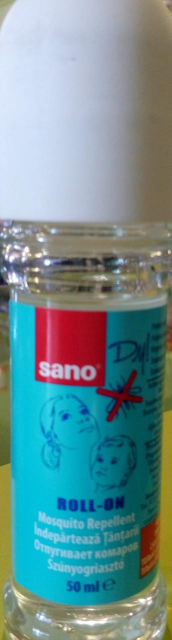 SANO Roll от комаров 50 мл.