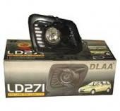 DLAA LD271B W Противотуманные модельные фары LADA/Калина1117, 2шт
