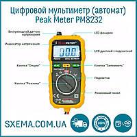Мультиметр HYELEC MS8232 автомат, вольтметр, амперметр, прозвонка