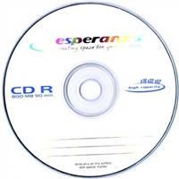 Диск Esperanza CD-R 700Mb 52xbulk 10, фото 1