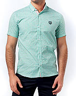 Мужская рубашка летка, 1213M-green