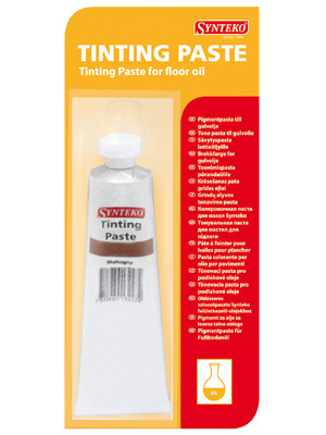 Synteko Tinting Paste 0.1л - концентрированный тонирующий состав для колерования масел Synteko