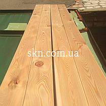Палубная доска сибирская лиственница 20х140 сорт С, фото 2