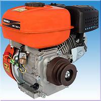 Двигатель бензиновый Vitals BM 7.0b1c (7.0 л.с. центробежной муфтой сцепления и шкивом)