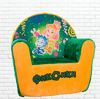 Детское мягкое кресло,Фиксики