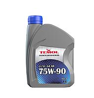 Трансмиссионное масло TEMOL Luxe Gear 75W-90  1/4/20/205л.