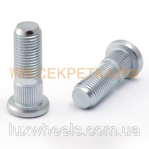 Шпилька забивная M12X1,25 Matiz 94501745 длина резьбовой части 25 мм