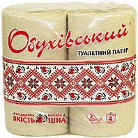 """Туалетная бумага """"Обуховская"""" макулатурная"""
