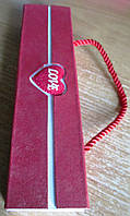 Красивый футляр с сердечком для  браслетов или колье  от студии www.LadyStyle.Biz, фото 1
