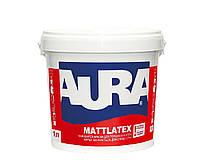 Краска  латексная AURA MATTLATEX интерьерная белая-база А 1л