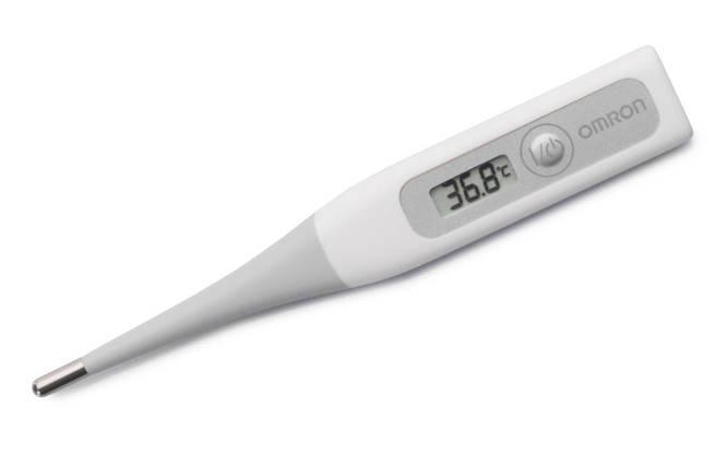 Термометр електронний Omron Flex Temp Smart, фото 2