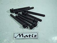 Болт ГБЦ Матиз 0.8-1.0 OE (на 0,8-8шт;1,0-10шт)