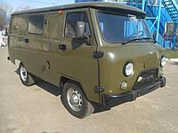 Грузопассажирский фургон УАЗ 374195