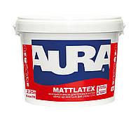 Краска  латексная AURA MATTLATEX интерьерная транспарентный-база TR 2,25л