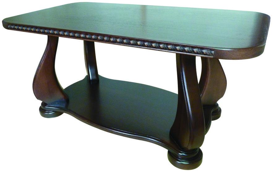 Журнальный столик (дерево) Эдем люкс Fusion Furniture