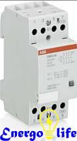 Модульный контактор АВВ ESB24-31-230AC/DC для обеспечения безопасного управления электрическим оборудованием (